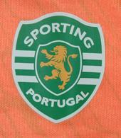 Benedito futsal Sporting Lisbon 2009 10 matchworn