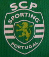Asics t-shirt, offered to the participants of the Sporting Lisbon Open Day, 26 May 2012