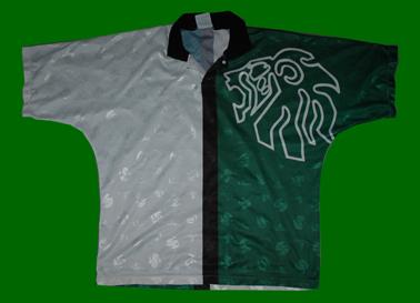 Anos 1990, camisola do treinador de Boxe Víctor Carvalho do Sporting
