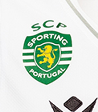 2020/21. Camisola do Basquetebol do Sporting, Loja Verde