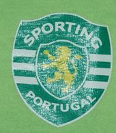 Camisola ginástica Sporting CP Eurogym 2008 Albi França