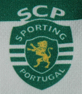 Competition shirt from a Sporting Lisbon athlete. Puma