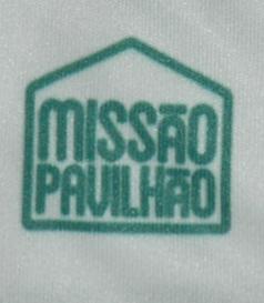 Camisola da Missão Pavilhão, marca Sporting