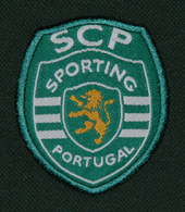 The SCP is on top of the club crest