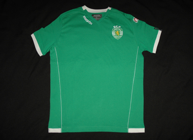 T-shirt Macron do Sporting