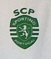 t-shirt oficial da primeira corrida Sporting