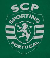 Camisola de treino da equipa sub-12 de basquetebol masculino do Sporting