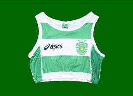 Sporting Clube de Portugal Athletics, Ladies top