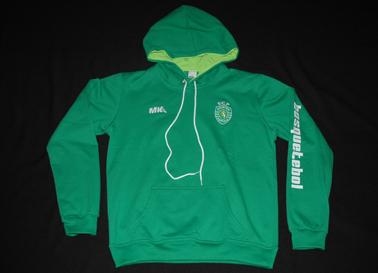 2013/2014. Sporting Lisbon U12 basketball training gear