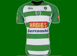 Arapongas soccer jersey