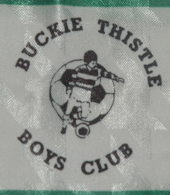 Buckie Thistle Boys Club shirt