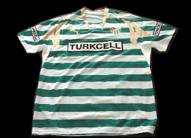 Bursaspor football shirt Turkey