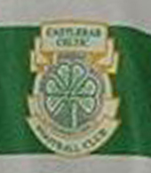 match worn kit Castlebar Celtic Irish Republic
