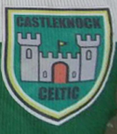 camisola de jogo Castleknock Celtic Republica da Irlanda Dublin
