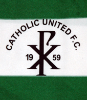 Catholic United FC equipamento