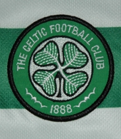 Celtic Football Club shirt jersey Scotland Glasgow logo