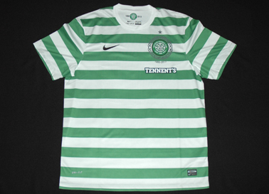 Celtic Glasgow 1888-2013. Gorgeous, clearly the simpler the better