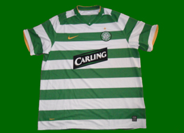 Celtic Glasgow football top 2008 2010