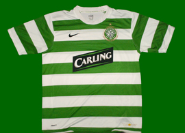 Lisbon Lions 40 year anniversary shirt 25 May 1967