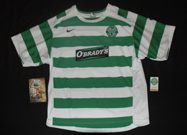 equipamento do Celtic Irish Club Marseille, Camisola de jogo, França