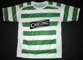 Celtic Football Club home jersey Scotland Glasgow counterfeit