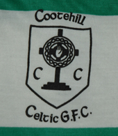 Cootehill Celtic GAA match worn