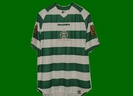 Coritiba FC shirt