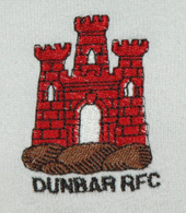 Dunbar RFC club crest and colours