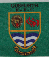 Gosforth RFC shirt jersey