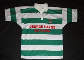 Gosforth RFC shirt England jersey rugby