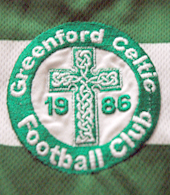 Greenford Celtic FC emblema amadora