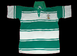 equipamento do Guildford & Godalming Rugby Football Club
