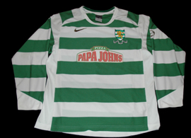 equipamento do London Road Lions