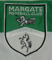 camisola do Margate Football Club