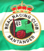 Real Racing Club Santander Espana camiseta futbol