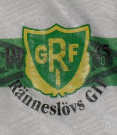 Ranneslovs GIF, camisola de jogo, Sports Vintage Shirts