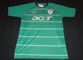 Royal Thai Army FC jersey