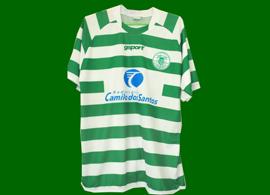 Sport Club Juiz De Fora 2009 shirt