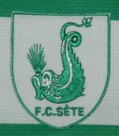 maillot du FC Sete Champions Français
