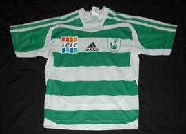 maillot du FC Sete Champion de France