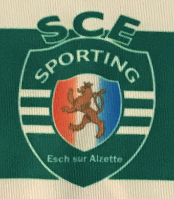 Camisola do Sporting Club Esch-sur-Alzette, Luxmburgo