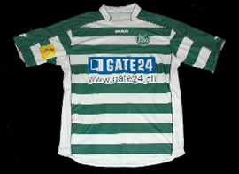 FC St Gallen trikot maillot