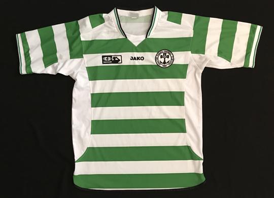 The Pogues Mahone 82 Tour Football Shirt 1982. Camisola muito rara da banda de punk celta formada em 1982