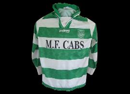 matchworn jersey Trim Celtic AFC