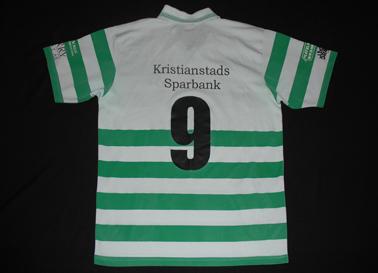 VMA IK - Vånga, Mjönäs e Arkelstorp em Kristianstad, equipamento de jogo