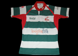 camisola West Hartlepool Rugby FC