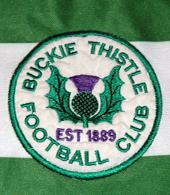 Buckie Thistle FC equipamento