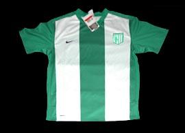shirt of FC Flora, Estonia