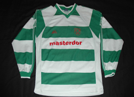 equipamento Knaresborough Celtic JFC