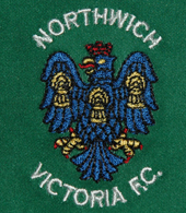 Northwhich Victoria FC emblema do Clube